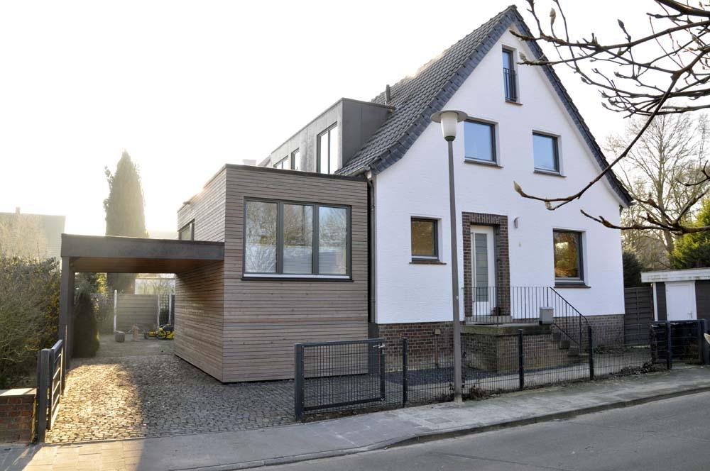Haus P Giebel