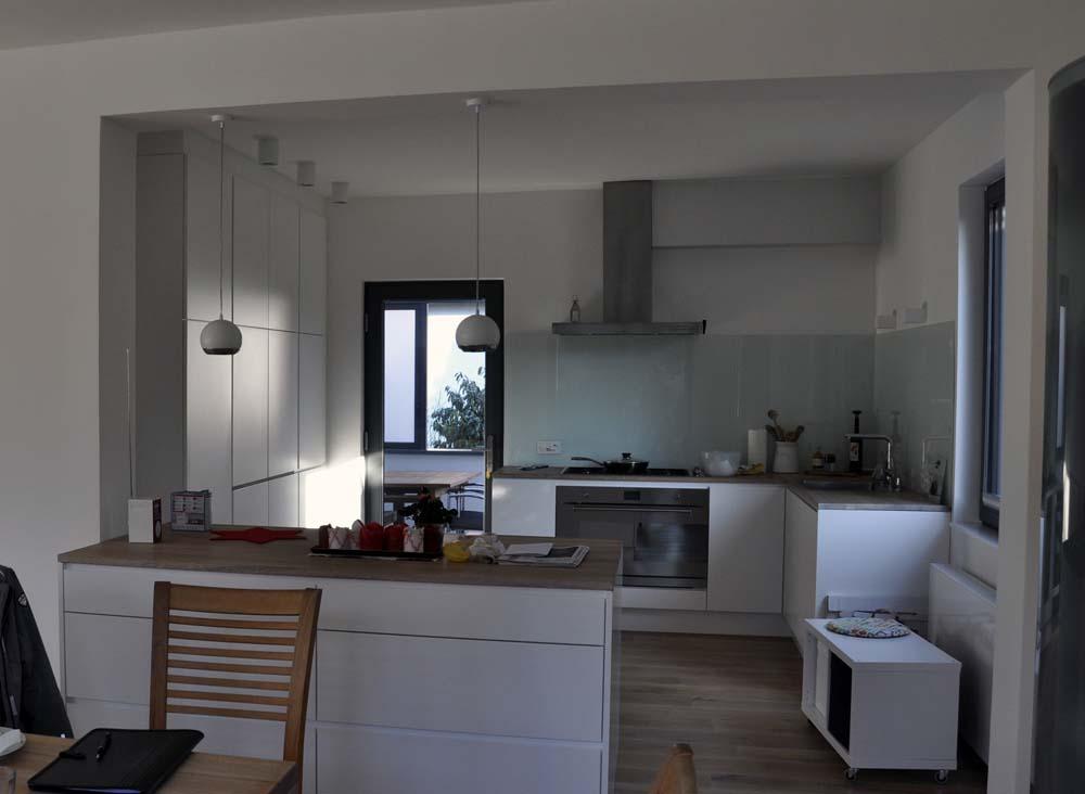 Haus P Küche